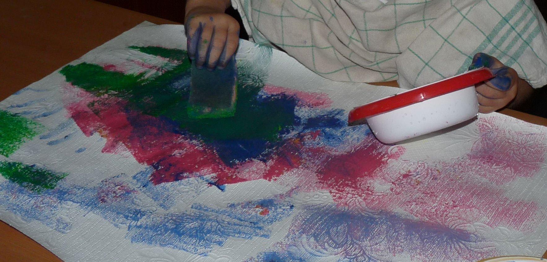 Nounou lipou archives du blog peinture l ponge - Peinture a l eponge ...